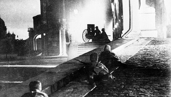 Lo scoppio della Rivoluzione Russa del 1917 - Sputnik Italia