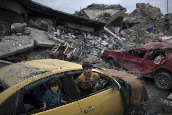 La situazione a Mosul. - Sputnik Italia