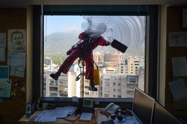 Caracas, la capitale del Venezuela. - Sputnik Italia