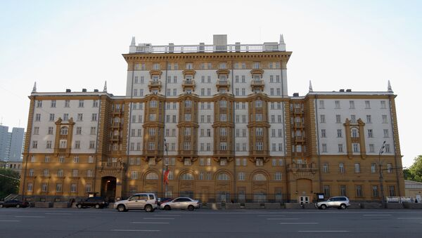 US Embassy in Moscow - Sputnik Italia