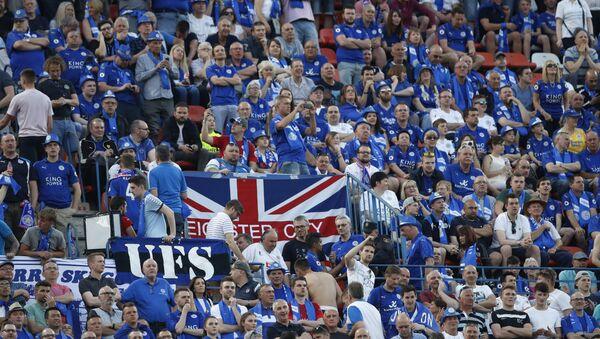 Leicester City soccer fans - Sputnik Italia
