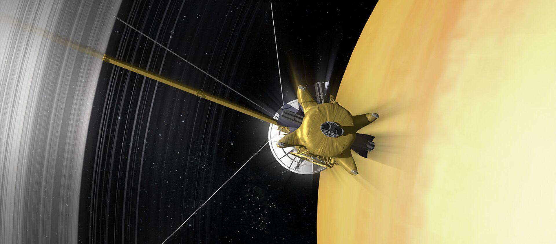Cassini - Sputnik Italia, 1920, 13.04.2017