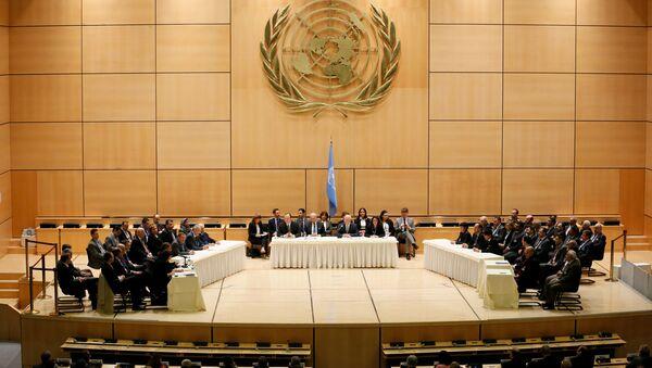Consiglio di sicurezza ONU - Sputnik Italia