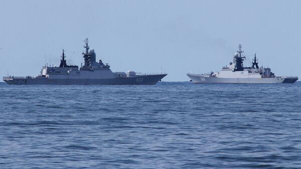 Corvette della flotta del Baltico - Sputnik Italia
