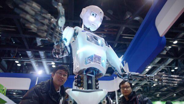 Robot da Ben DOOLEY - Sputnik Italia