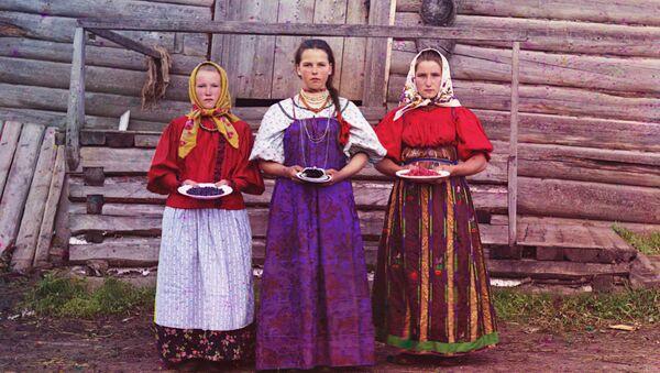 Le prime fotografie a colori dell' Impero Russo - Sputnik Italia