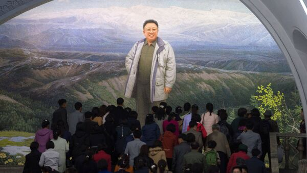 Nella metropolitana di Pyongyang - Sputnik Italia