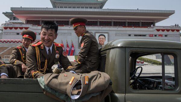 Pyongyang dopo la parata - Sputnik Italia