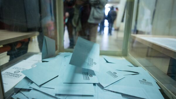 elezioni presidenziali francesi - Sputnik Italia