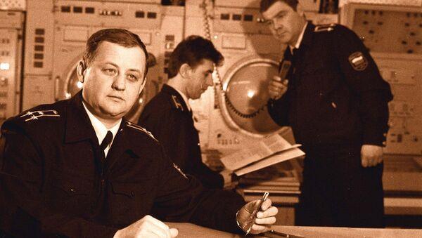 Equipaggio del sottomarino russo Kursk, affondato nel 1999 - Sputnik Italia