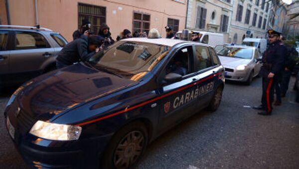 Autoblù di carabinieri - Sputnik Italia