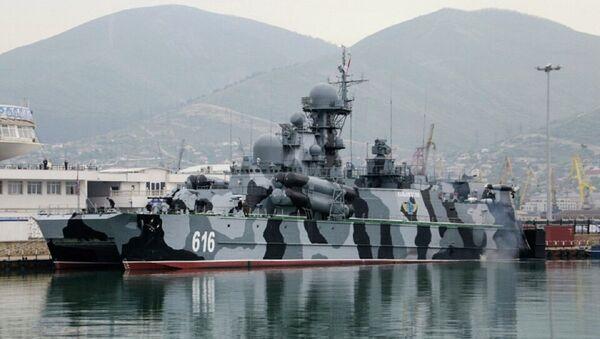 Nave militare cinese - Sputnik Italia