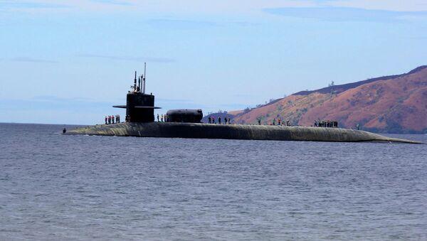 USS Michigan - Sputnik Italia