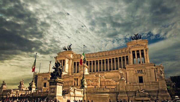 Altare della Patria, Roma - Sputnik Italia