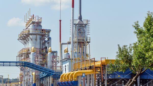 Una stazione di compressione del gas in Ucraina. - Sputnik Italia