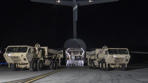 Il sistema di difesa aerea THAAD. - Sputnik Italia
