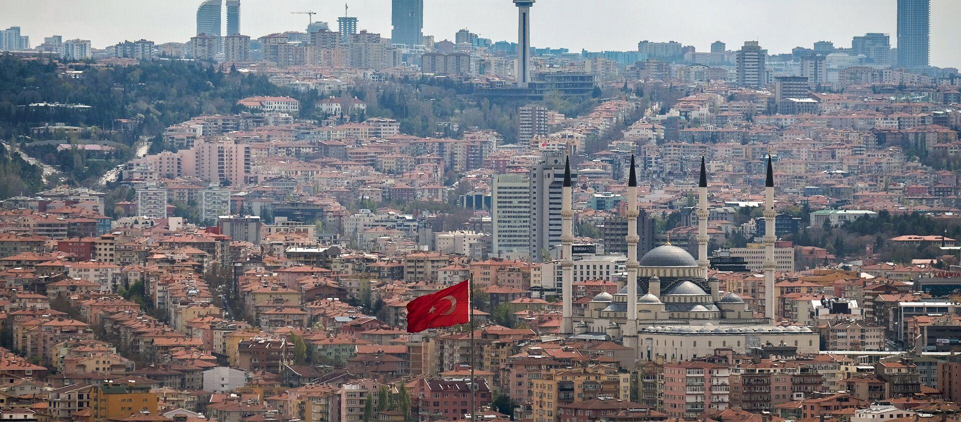 Ankara - Sputnik Italia, 1920, 13.12.2019