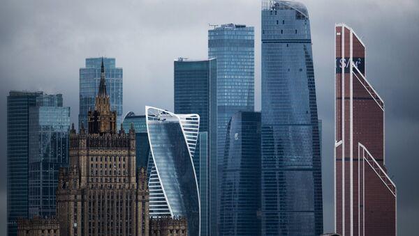 Moscow city - Sputnik Italia