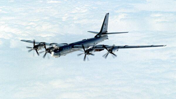 Tu-95 strategic bomber - Sputnik Italia