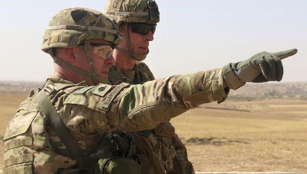 Soldati americani in Iraq - Sputnik Italia