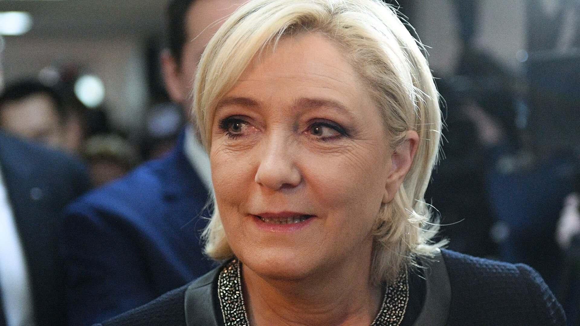 Marine Le Pen - Sputnik Italia, 1920, 28.09.2021
