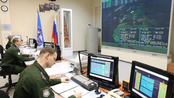 Centro operativo della rete di radar Voronezh - Sputnik Italia