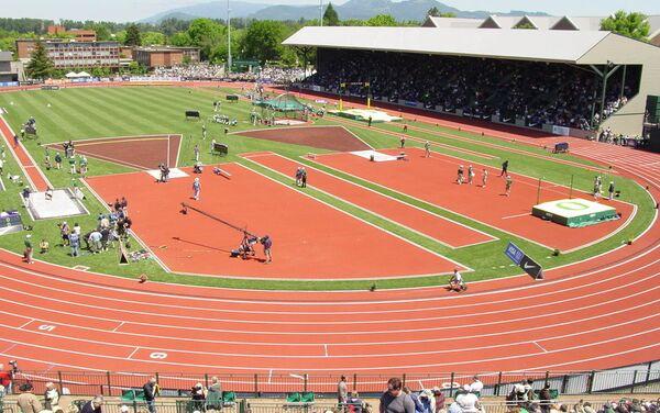 Lo stadio di Eugene, Oregon a cui la IAAF ha assegnato i campionati del Mondo del 2021 - Sputnik Italia