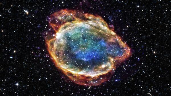 I resti dell'esplosione di una supernova - Sputnik Italia