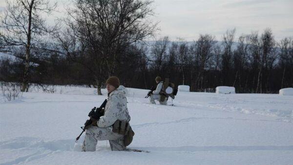 US Marines in Norvegia - Sputnik Italia