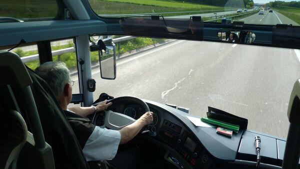 Bus driver - Sputnik Italia