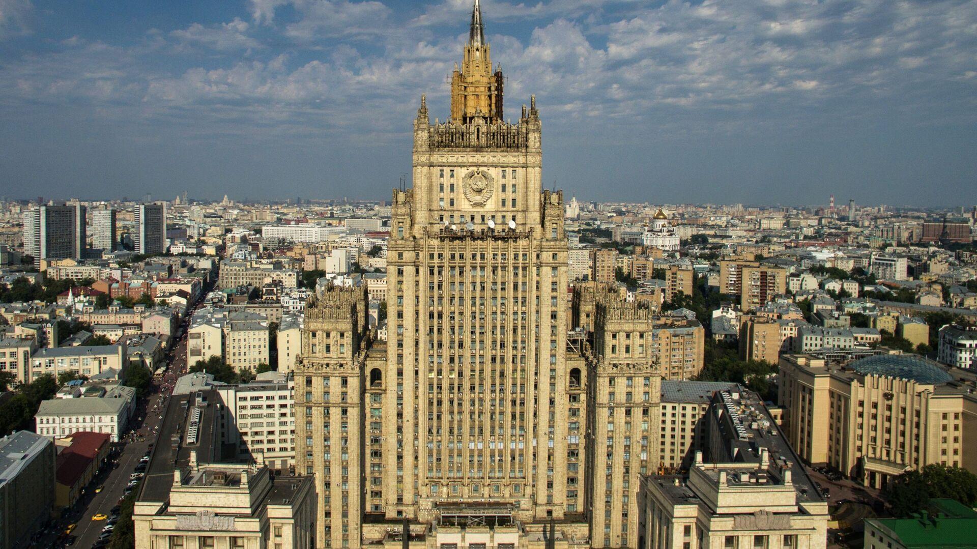 Il ministero degli Esteri a Mosca - Sputnik Italia, 1920, 28.05.2021