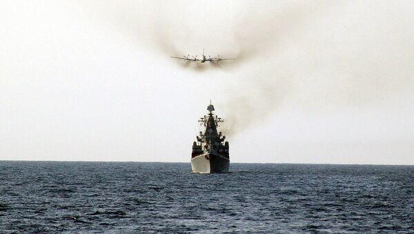 Russian Pacific fleet - Sputnik Italia