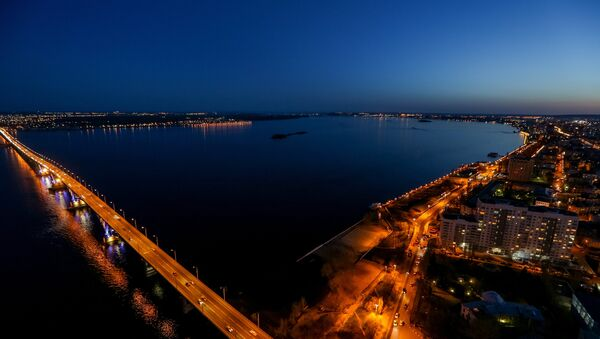 Cities of Russia. Saratov - Sputnik Italia