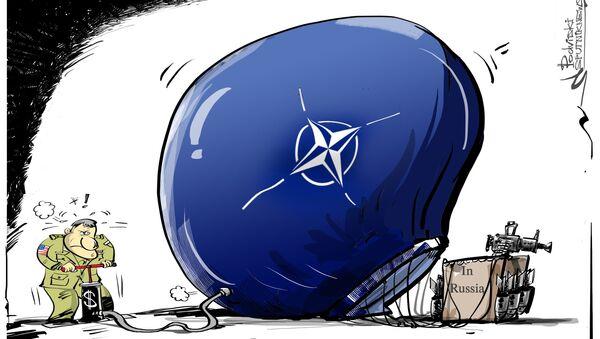 La NATO intende contenere la Russia - Sputnik Italia