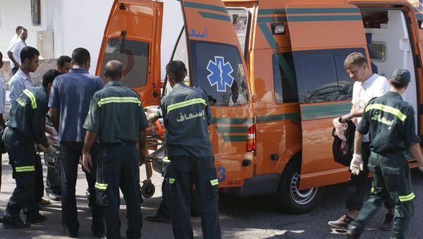 Ambulanza, Egitto - Sputnik Italia