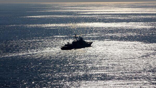 Grande nave antisommergibile Severomorsk  - Sputnik Italia