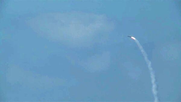 Lancio dei missili Kalibr - Sputnik Italia