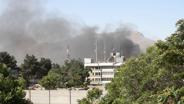 L'attentato suicida a Kabul, Afghanistan. (foto d'archivio) - Sputnik Italia