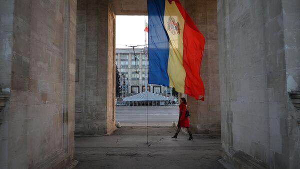 La bandiera della Moldavia - Sputnik Italia