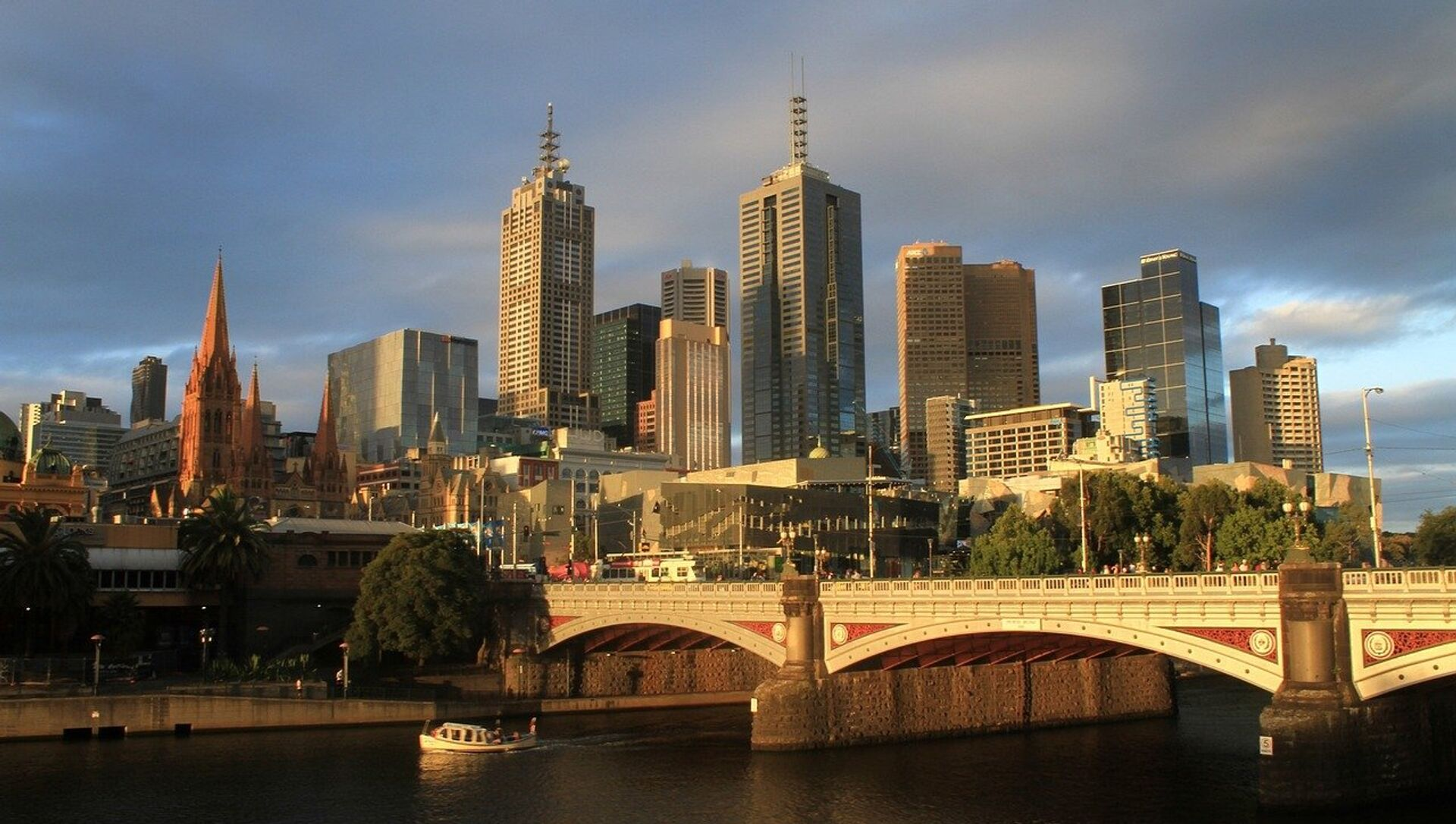 Melbourne, Australia - Sputnik Italia, 1920, 12.02.2021