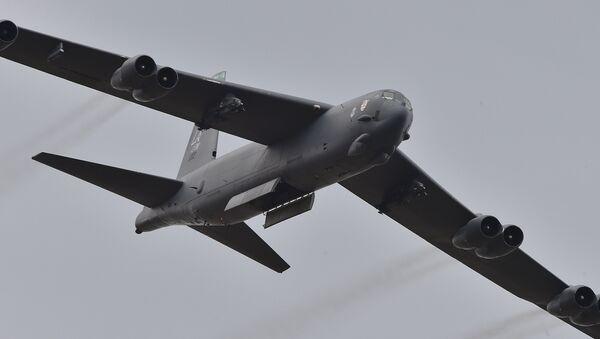 Bombardiere americano B-52 - Sputnik Italia