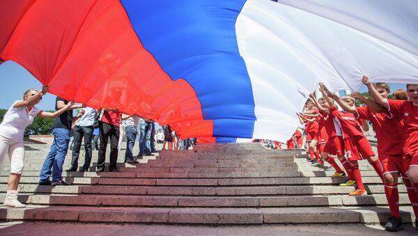 Russia Day celebrations across the country - Sputnik Italia