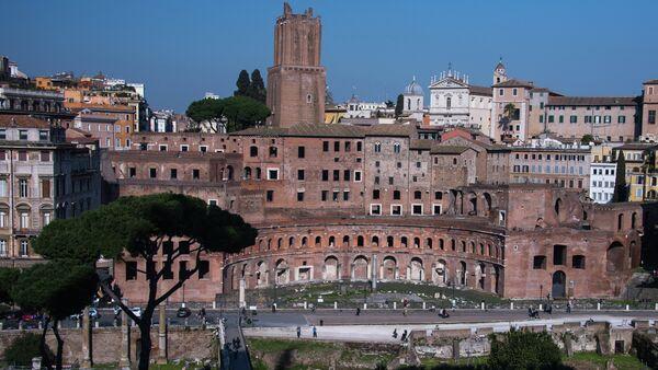 Panorama di Roma - Sputnik Italia