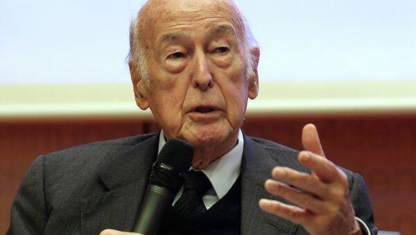 Valery Giscard d'Estaing - Sputnik Italia