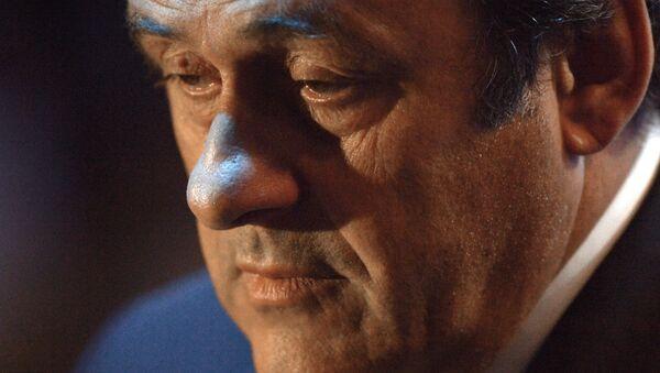 Michel Platini - Sputnik Italia