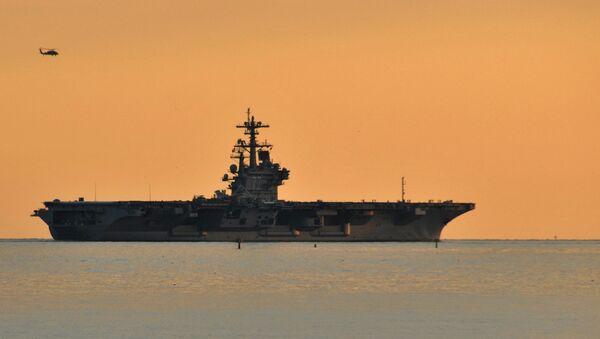 USS George H.W. Bush (CVN 77) departs Naval Station Norfolk - Sputnik Italia
