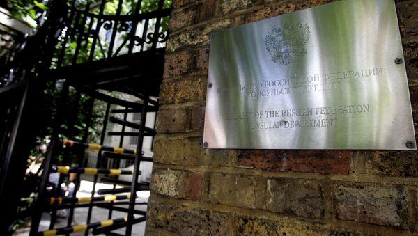 Ambasciata russa a Londra - Sputnik Italia