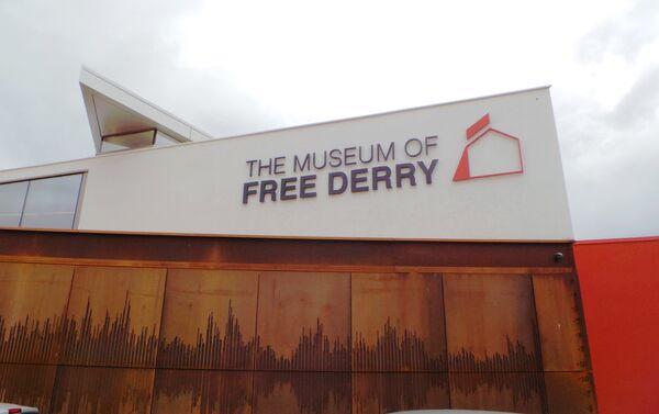 Museo di Free Derry - Sputnik Italia