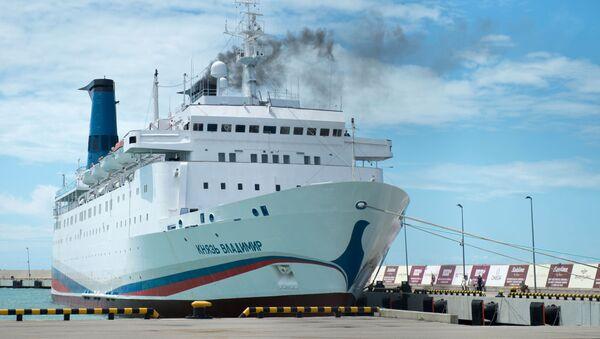 La nave Principe Vladimir - Sputnik Italia
