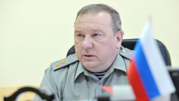 Vladimir Shamanov - Sputnik Italia